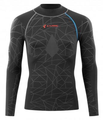 CUBE Funktionsunterhemd langarm Race Be Warm #10585 S
