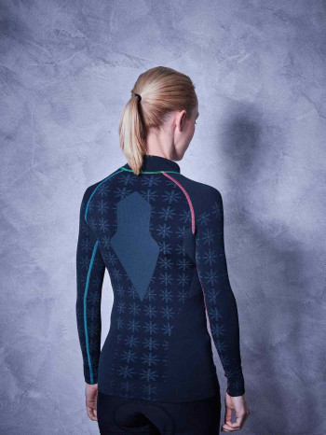 CUBE WS Damen Funktionsunterhemd langarm Race Be Warm #10589