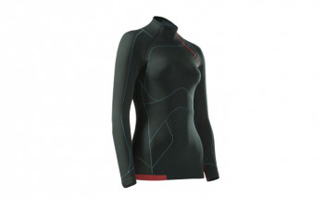 CUBE Funktionsunterhemd Damen/WLS cold lang Blackline #11223 - Gr. M