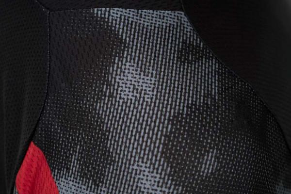 CUBE EDGE Rundhalstrikot langarm #11481