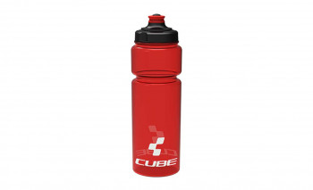 CUBE Trinkflasche 0,75l Icon red #13038