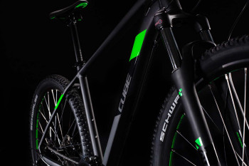 "Cube Aim Race black´n´flashgreen 2020 17"" (29 Zoll) / 301400"