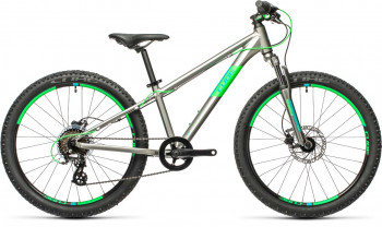 Cube Acid 240 Disc grey´n´neongreen 2021 323190 / (24 Zoll)