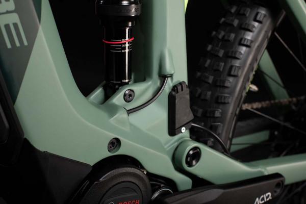 "Cube Stereo Hybrid 140 HPC Race 625 29 green´n´sharpgreen 2020 29: (20"") L / 336112"