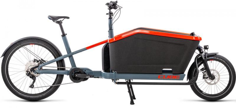 Cube Cargo Hybrid Sport Dual blue´n´red 2021 - Nur Abholung!