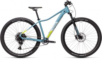 "Cube Access WS SL greyblue´n´lime 2021 Damen MTB 425610 / 29: (17"") M"