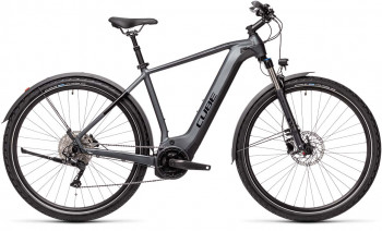 Cube Nature Hybrid EXC 625 Allroad iridium´n´black 2021 430152 / (58 cm) L