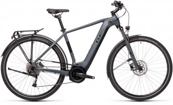 Cube Touring Hybrid ONE 625 grey´n´black 2021 (54 cm) M / 431052