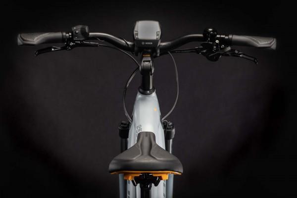 Cube Touring Hybrid Pro 625 grey´n´orange 2021 Easy Entry 431112 / (46 cm) XS