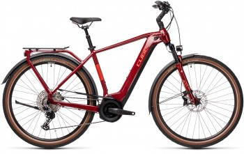 Cube Touring Hybrid EXC 625 red´n´grey 2021 431162 / (58 cm) L