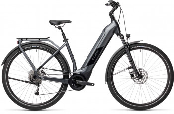 Cube Kathmandu Hybrid ONE 500 iridium´n´black 2021 Easy Entry (58 cm) L / 431171