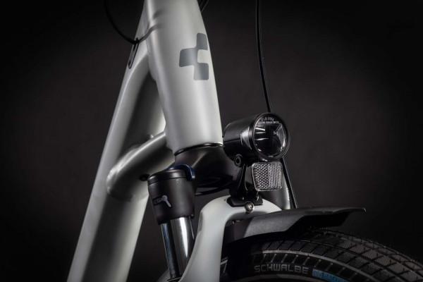 Cube Town Sport Hybrid Pro 500 grey´n´grey 2021