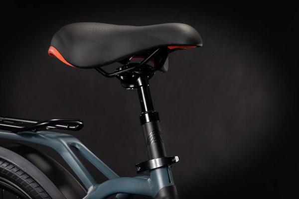 Cube Town Sport Hybrid Pro 500 blue´n´red 2021 432411 / (58 cm) L