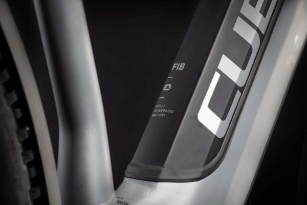 Cube Nuride Hybrid SL 625 Allroad polarsilver´n´black 2021