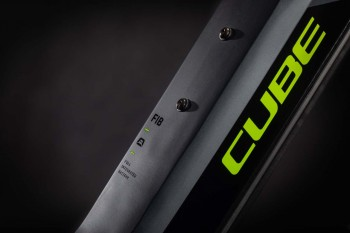 Cube Reaction Hybrid Performance 625 iridium´n´green 2021