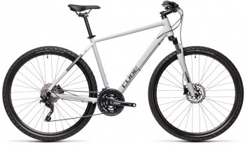Cube Nature Pro grey´n´iridium 2021 (54 cm) M / 445150