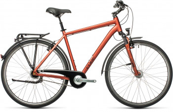 Cube Town Pro red`n´grey 2021 (50 cm) S / 449100