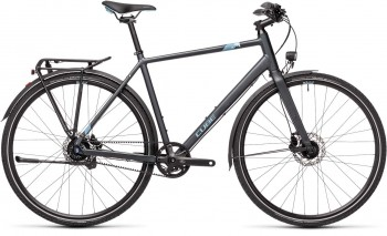 Cube Travel Exc iridium´n´blue 2021 (54 cm) M / 450400