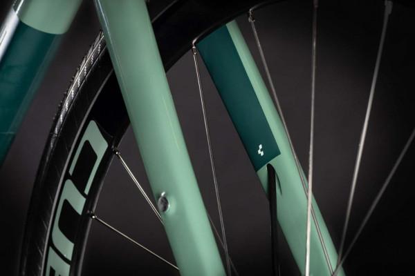 Cube SL Road Pro greygreen´n´green 2021 Trapez (47 cm) XS / 451200