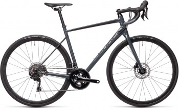 Cube Attain SL grey´n´black 2021 58 cm / 476400