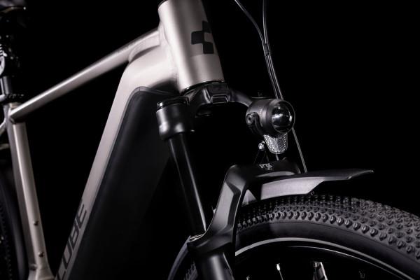 Cube Nuride Hybrid SLT 750 Allroad teak´n´grey 2022 Easy Entry