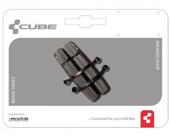 Cube Bremsschuh Zweiteilig Road Ersatzbelag für #10035 - #10036
