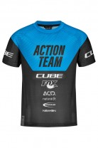 CUBE JUNIOR Trikot kurzarm X Actionteam #11146