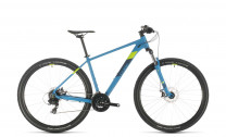 Cube Aim blue´n´green 2020 Einsteiger MTB