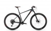 "Cube Reaction C:62 Race grey´n´orange 2020 23"" (29 Zoll) / 316300"