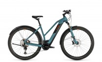 Cube Cross Hybrid Race 625 Allroad blue´n´orange 2020 Trapez