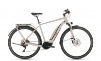 Cube Touring Hybrid Pro 500 grey´n´red 2020 62 cm / 331111