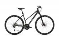 Cube Cross EXC iridium´n´white 2020 Trapez