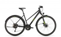 Cube Cross Allroad iridium´n´green 2020 Trapez