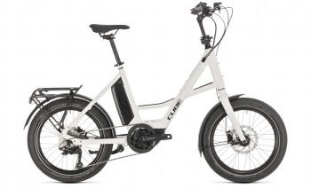 "Cube 20"" Compact Sport Hybrid white´n´black 2020"