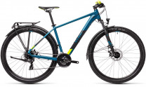"Cube Aim Allroad pinetree´n´yellow 2021 Einsteiger MTB 401210 / 29: (17"") M"