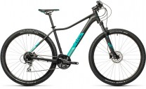 Cube Access WS Exc black´n´blue 2021 - Damen MTB