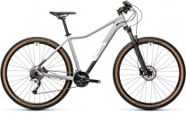 Cube Access WS Pro grey´n´white 2021 Damen