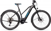 Cube Cross Hybrid Race 625 Allroad black´n´blue 2021 Trapez (46 cm) XS / 430252