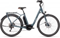 Cube Town Sport Hybrid Pro 500 blue´n´red 2021 432411 / (58 cm) L