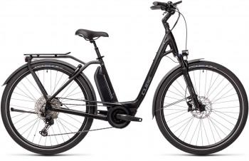 Cube Town Sport Hybrid EXC 500 black´n´grey 2021 432451 / (54 cm) M