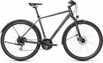 Cube Nature Allroad iridium´n´black 2021 (54 cm) M / 446100