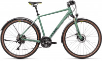 Cube Nature EXC Allroad green´n´bluegreen 2021 (58 cm) L / 446310