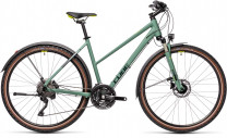 Cube Nature EXC Allroad green´n´bluegreen 2021 Trapez (50 cm) S / 446310