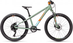 Cube Acid 240 Disc green´n´orange 2021
