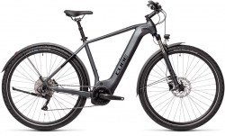 Cube Nature Hybrid EXC 625 Allroad iridium´n´black 2021