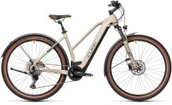 Cube Cross Hybrid Pro 625 Allroad desert´n´orange 2021 Trapez