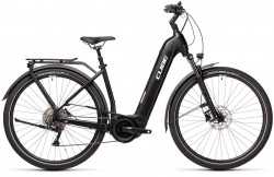 Cube Touring Hybrid Pro 625 black´n´white 2021 Easy Entry