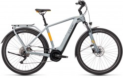 Cube Touring Hybrid Pro 625 grey´n´orange 2021