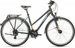 Cube Touring grey´n´yellow 2021 Trapez
