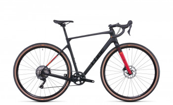 Cube Nuroad C:62 Pro carbon´n´red 2022 - Gravelbike